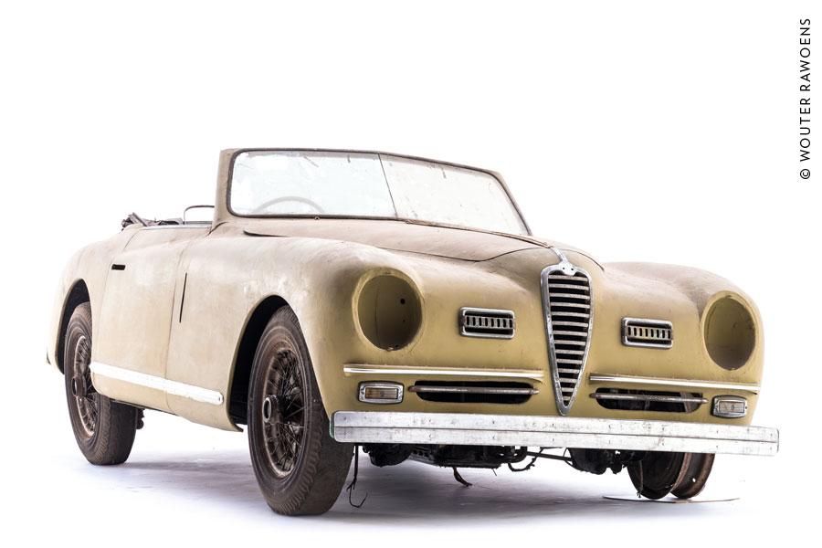 Alfa Romeo 6C/2500 SS