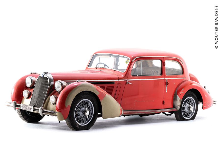 Talbot-Lago Type 26 Record