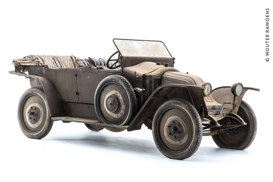 Renault DM